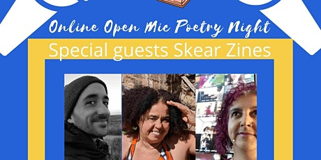 Open Mic  Poetry Night tickets