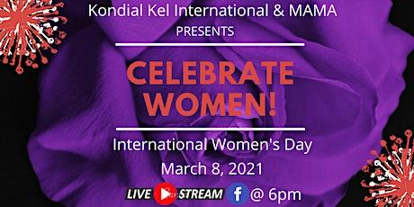 Celebrate Women- International Women's Day tickets
