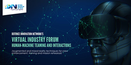 DIN Virtual Industry Forum: Human-machine Teaming & Interactions tickets