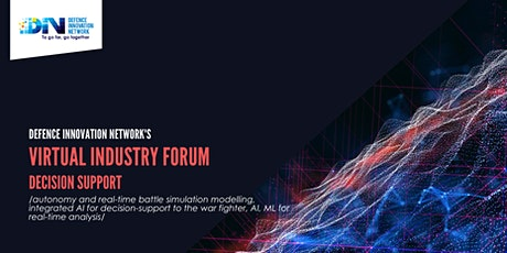 DIN Virtual Industry Forum: Decision Support tickets