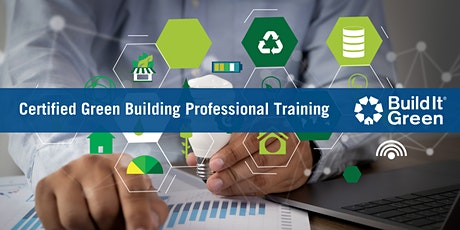 Certified Green Building Professional (CGBP) Training tickets