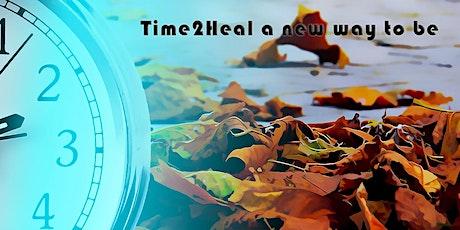 Time2Heal @ Yoga Health tickets