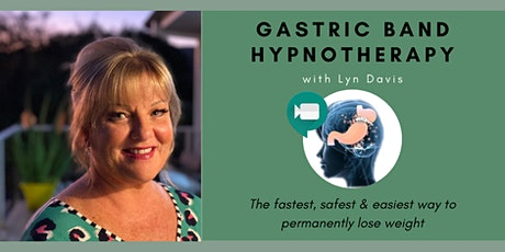 Gastric Band Weight Loss Hypnotherapy Online Session tickets