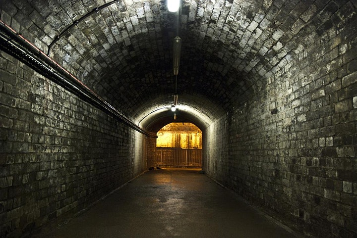 Underground Manchester on Zoom! EXTRA SLOT, AS NOON IS SOLD image