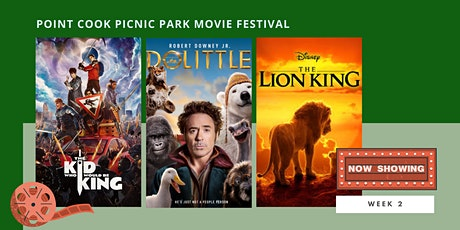 Point Cook Movie Mania Festival - Week 2 (Mar 5-7th) tickets