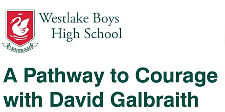 David Galbraith - A Pathway of Courage tickets