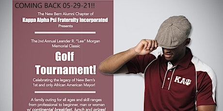 "The 2nd Annual Leander R. ""Lee"" Morgan Memorial Golf Classic 2021! tickets"