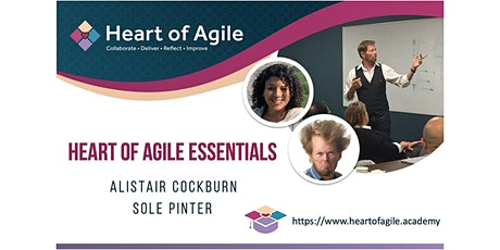 Heart of Agile Essentials tickets