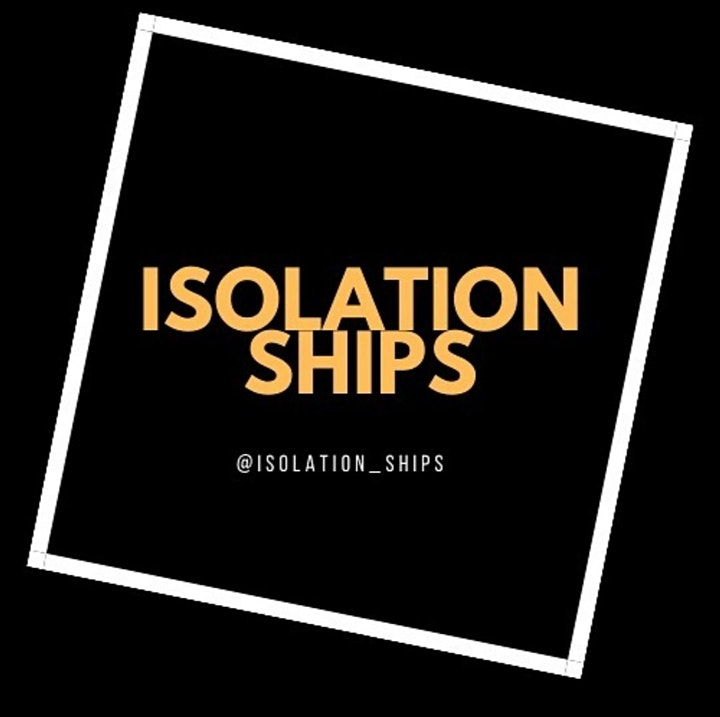 Isolationships - Topical discussions on Life on Lockdown image