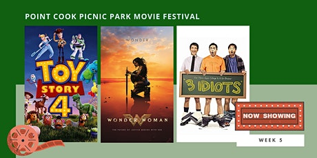 Point Cook Movie Mania Festival - Week 5 (Mar 26-28th) tickets