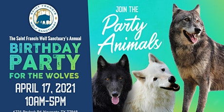 Birthday Party for the Wolves tickets
