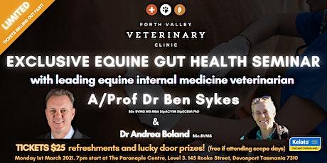 Exclusive Equine Gut Health Seminar tickets