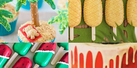 """Mini Future Pastry Chef Camp """"Bakeacation"""" tickets"""