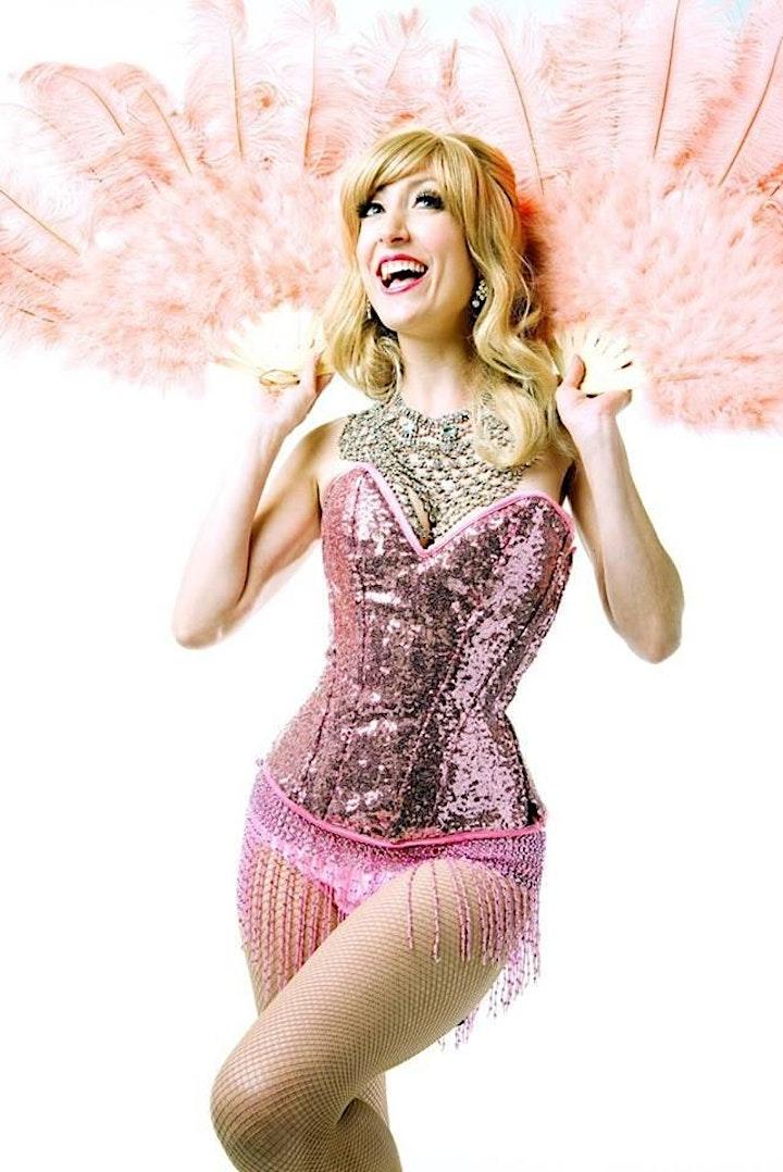 Trixie Minx's Burlesque Ballroom at The Jazz Playhouse, feat. Romy Kaye image