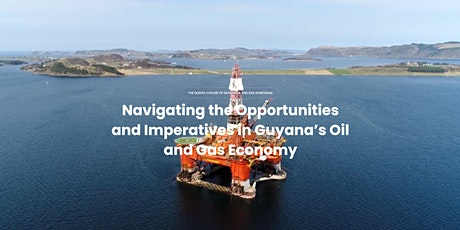 International Symposium on Guyana's Oil & Gas Economy boletos