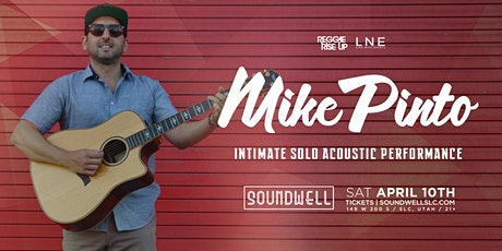 Mike Pinto - Solo Acoustic [6:30PM] tickets