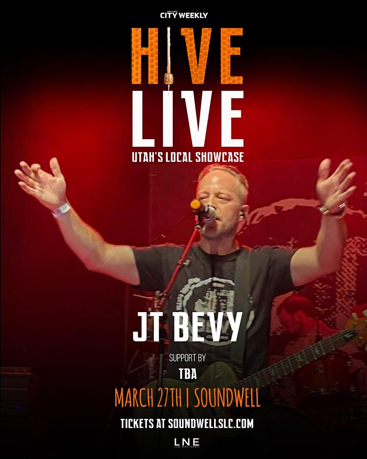 JT Bevy at Soundwell SLC image