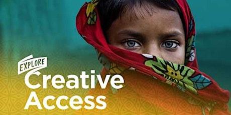 Explore Creative Access - La Mirada, CA - 06/08/21 tickets