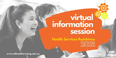 Virtual Information Session | Health Services Assistance (PSA) Course tickets