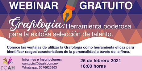 Grafología: herramienta poderosa para la exitosa selección de talento. entradas