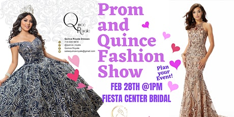 Prom and Quince Fashion Show! tickets