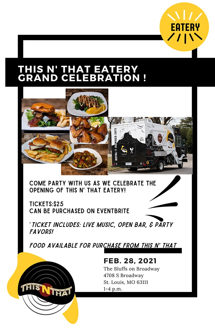 This N' That Eatery Grand Celebration image