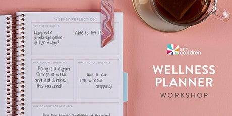 Wellness Goal-Setting Virtual Workshop tickets