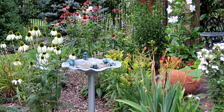 Gardening: Paradise for Pollinators with Gail Di Domenico, Master Gardener tickets