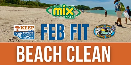 2021 FebFit Beach Clean tickets