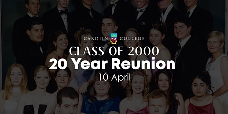 Cardijn College Class of 2000 Twenty Year Reunion tickets
