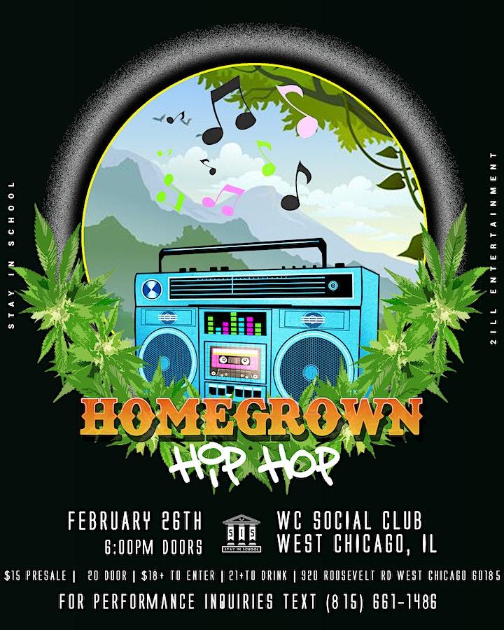 Homegrown Hip Hop image
