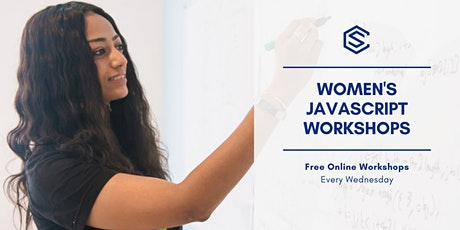 Women's JavaScript Workshop tickets