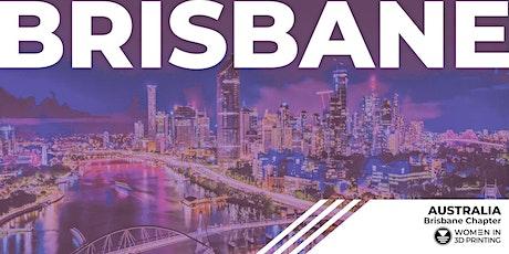 Brisbane Women in 3D Printing Meetup - Happy Hour tickets