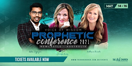 Voice of Wisdom Prophetic Conference 2021 tickets