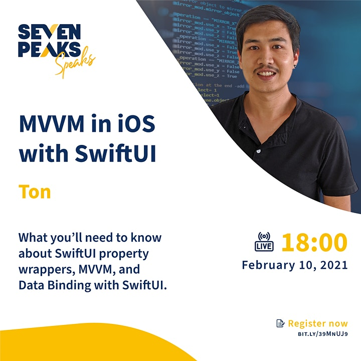 MVVM in iOS with SwiftUI: Detailed examples and pitfalls you should know image