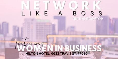 Network Like A Boss tickets