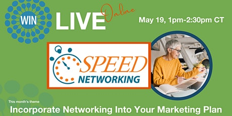 Incorporate Networking Into Your Marketing Plan tickets