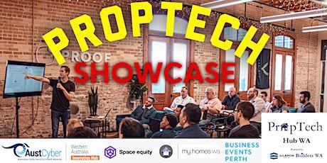 PropTech Showcase WA tickets