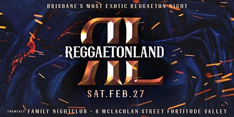 Reggaetonland tickets
