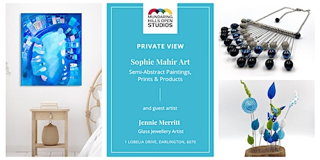 Private Viewing: Sophie Mahir & Jennie Merritt tickets