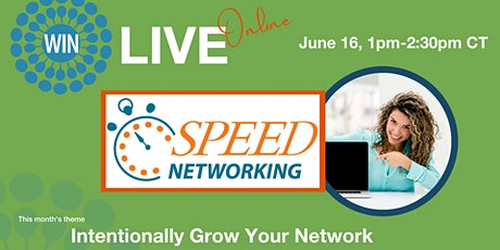 Intentionally Grow Your Network tickets