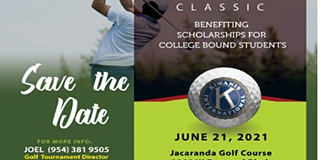 Kiwanis Club of East Pines Miramar First Annual Scholarship Golf Classic tickets