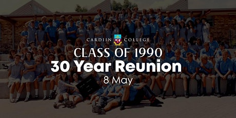 Cardijn College Class of 1990 Thirty Year Reunion tickets