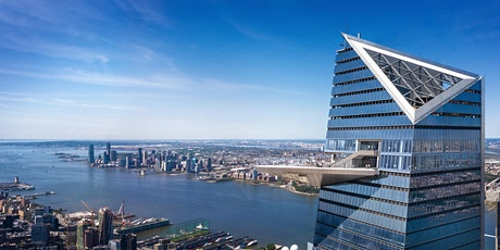 The Edge Observation Deck at Hudson Yards tickets