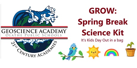 Olathe Geoscience Kids Day Out: In a bag! tickets