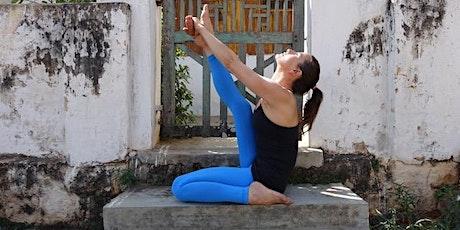 Introduction To Ashtanga Yoga Primary Series tickets