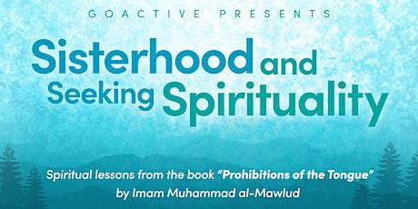 Sisterhood and Seeking Spirituality tickets