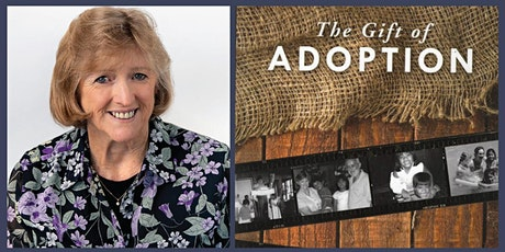 Zoom author event: The Gift of Adoption with Anne Hutchison tickets
