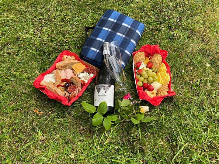 Valentines Day Picnic in the Gardens  @Overnewton Castle image