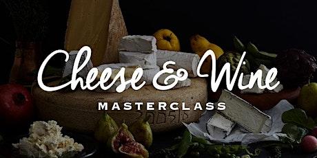 Cheese & Wine Masterclass | Newcastle tickets